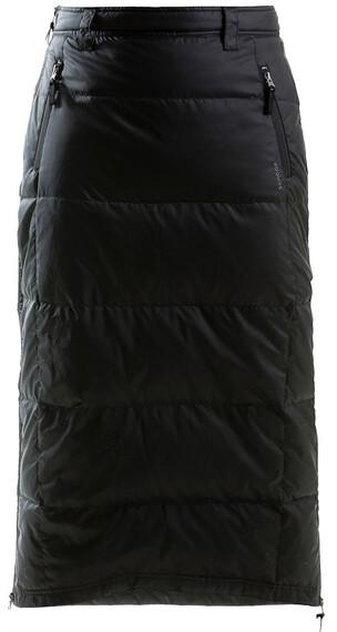 SKHoop Alaska Long Down Skirt Black